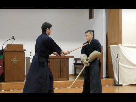 小野派一刀流 其ノ四 Onoha-Itto...