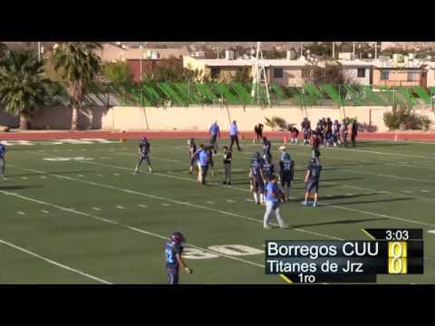 Gran final liga estatal Borregos chihuahua vs Titanes Juarez