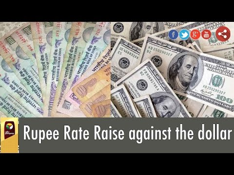 Indian rupee closes stronger against US dollar
