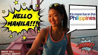 ♥ PHILIPPINES VIDEO DIARY ♥ 10 DAYS IN MANILA ♥ TRAVEL VLOG ♥