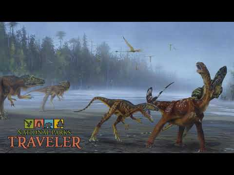 National Parks Traveler: New Allosaurus From Dinosaur NM, And Saratoga National Historical Park