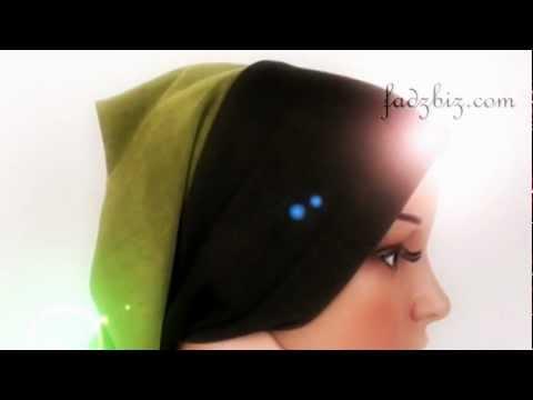 Al-Amira Hijab Tudung Syria  Size L