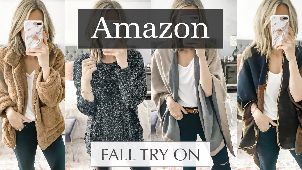 7ddf6d2748e1 Huge Fall Amazon Prime Try On Haul 2018
