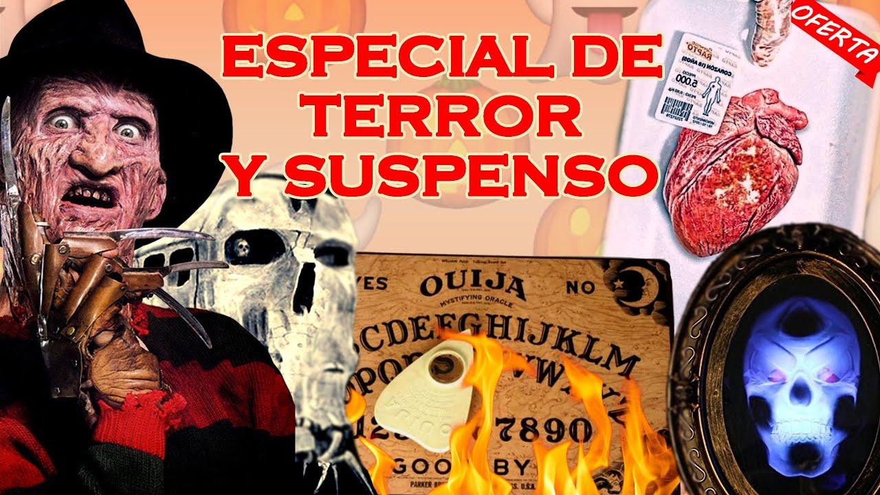 Especial Historias de Terror y Suspenso 2 | Historias de Texto