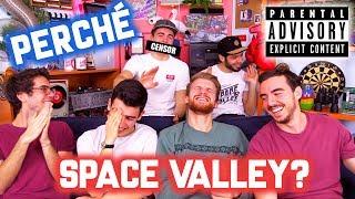 Perché ci chiamiamo SPACE VALLEY? - Salotto della Valle