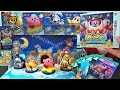 Kirby Planet Robobot UNBOXING +ALL 4 Amiibo +Diorama +Trading Cards!!!