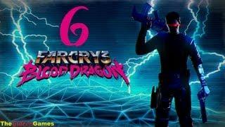Прохождение Far Cry 3: Blood Dragon [HD] - Часть 6 (Черепашки-не-ниндзя)