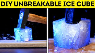 JAW-DROPPING DIY EXPERIMENTS WITH WATER AND ICE THAT WILL MAKE YOU SAY WOW