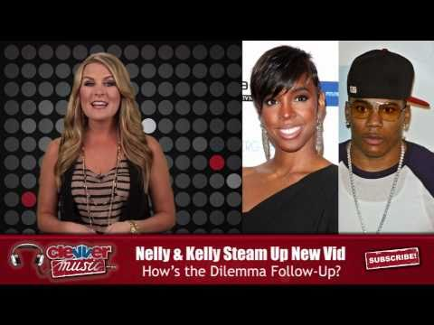 Nelly And Kelly Rowland Back Together For