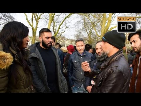P2 - Seeking Anwers ? Hashim vs Visitors l Speakers Corner l Hyde Park
