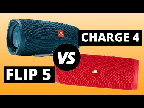 🔥 JBL FLIP 5 vs JBL CHARGE 4 🔥 comparativa en español | ALTAVOCES BLUETOOTH