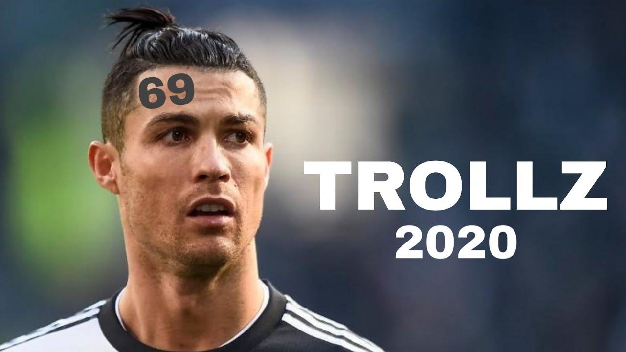 Cristiano Ronaldo ▶️TROLLZ - 6ix9ine & Nicki Minaj • Skills and Goals 2020