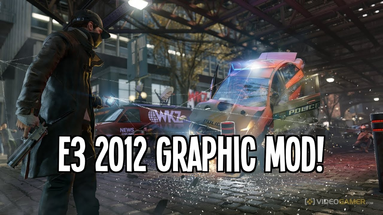 Watch Dogs Graphics Unlock