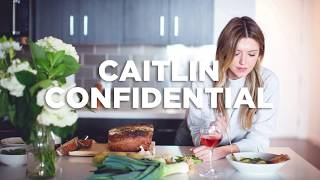 SUMMER MINESTRONE SOUP   Caitlin Confidential