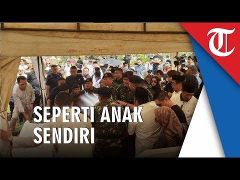 Kenang Sosok Putra Hatta Ali, Ketua MK:Saya Dan Almarhum Mohamad Irfan Seperti Anak Sendiri