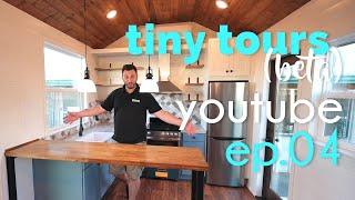 California Tiny Tours Ep. 04 : 10x28 Custom Tiny House