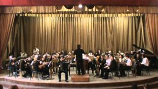 Astor Piazzolla. Meditango