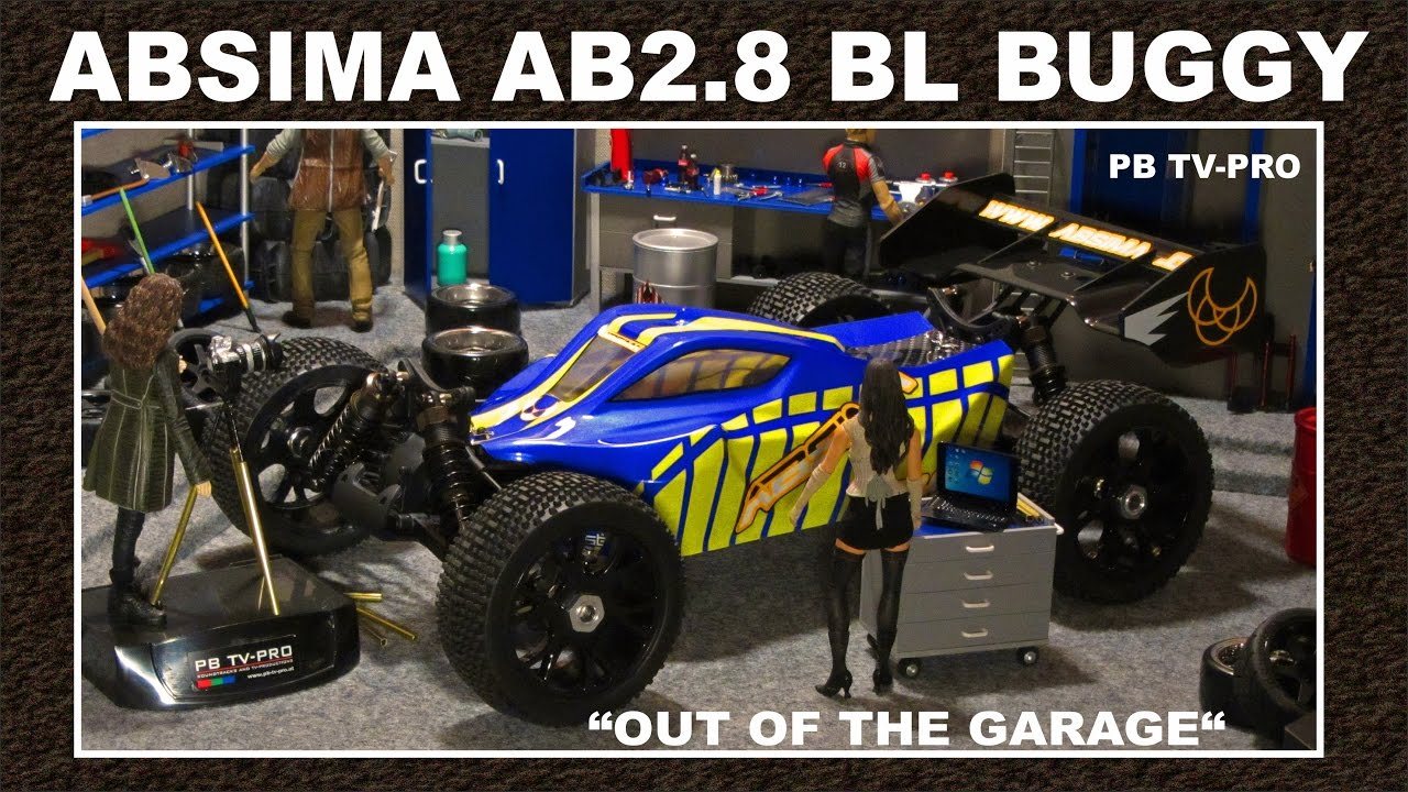 Crown Buggy Bewertung Absima Ab2 8 Bl 4wd Brushless Buggy Artr 1 8 Waterproof