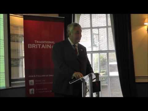 Robin Tilbrook - The future prospects for the world's Oldest Nation State - England
