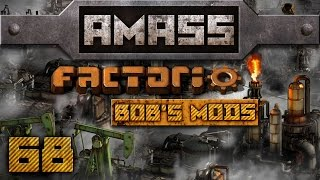 Space Houston, We Have Derpoff [68] AMASS Factorio 0.12.3 with Bob's Mods
