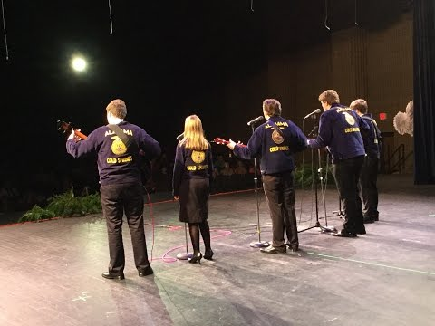 Fox On The Run - Cold Spring FFA String Band