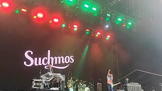 suchmos  Fujirock 2018