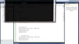 Урок 5 OpenGL. Обертання та зміщення об`єктів.