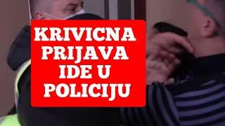 KRIVICNA PRIJAVA! Policija upada u Zadrugu - Totalni RASPAD u rijalitiju