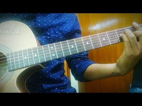 Naino ki ye baat |Guitar Chords and Strumming Pattern|Acoustic Anit