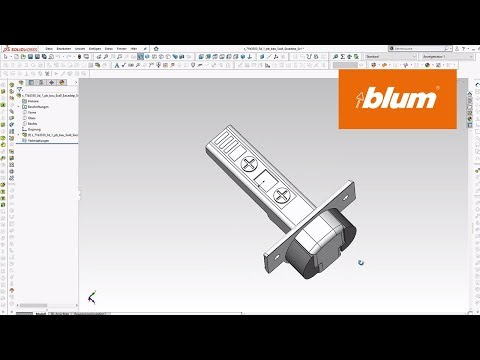 CAD/CAM Data Service: CAD packages, single products and CAD compilations | Blum