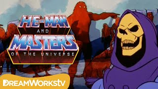 Skeletor Steals the Spellstone | HE-MAN AND THE MASTERS OF THE UNIVERSE