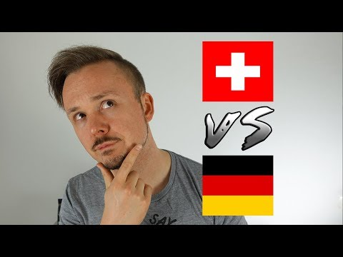 What Germans Think About SWITZERLAND And SWISS GERMAN | Get Germanized