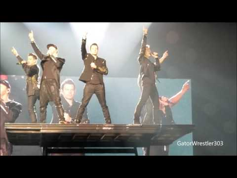 NKOTB Total Package Tour 2017 Denver Full Concert
