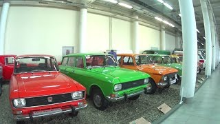 Sochi Auto Museum/Сочи Автомузей