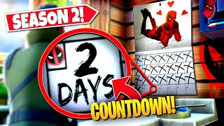 *NEW* FINDING ALL SEASON 2 DEADPOOL *COUNTDOWN* CALENDARS IN-GAME! (Battle Royale)