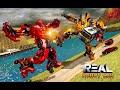 US Robot Transform Car: Robot Transport Games 2018 | Android Gameplay (Cartoon Games Network)