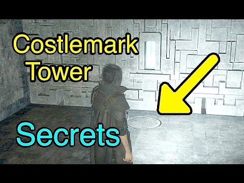 Final Fantasy XV: Costlemark Tower Secrets (Sword of the Tall)