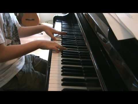 007 Theme - A View To A Kill - Duran Duran Piano Arrangement