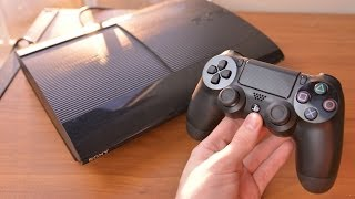 PS4 Controller: DualShock 4 Hands On with PS3 & PC