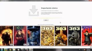 Crea tu bliblioteca de comics con YACReader