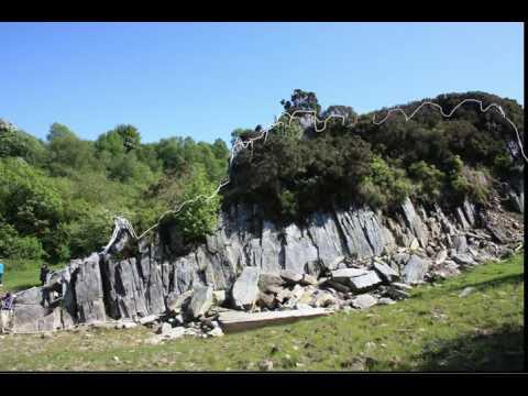 Twrch Trwyth - Preseli quarry