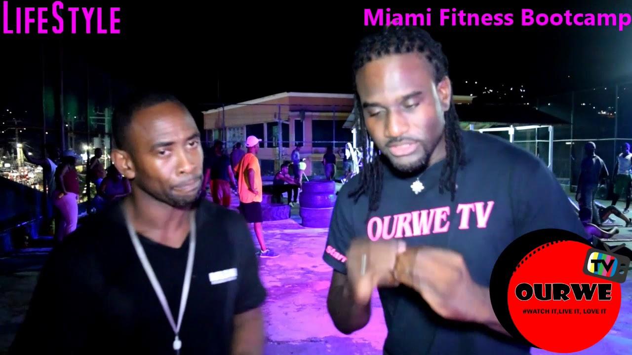 Miami Fitness Boot camp 2018