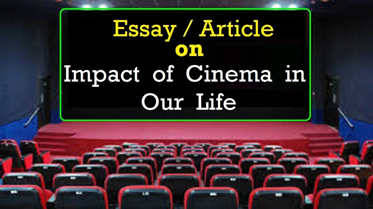 impact of movies on society ppt