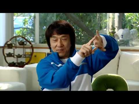 """Flying High -  An Interview With Jackie Chan on """"Supercop"""""""