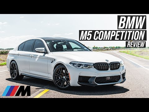 2019 BMW M5 REVIEW - BETTER THAN THE E63S?