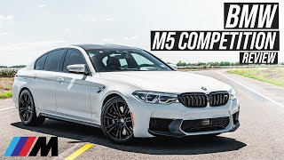 Gambar cover 2019 BMW M5 REVIEW - BETTER THAN THE E63S?