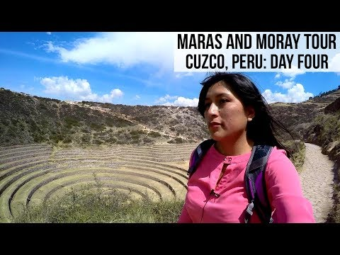 Maras and Moray Tour: Cuzco, Peru Day Four (Vlog 33)