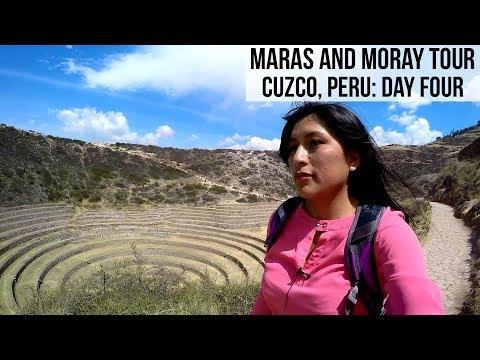 Maras and Moray Tour: Cuzco, Peru Day Four (Vlog 33)