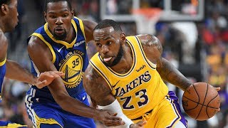 LeBron to propel Lakers' and Golden State  still the gold standard? | NBA Season Preview