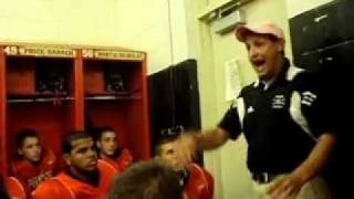 Football Speech: Let